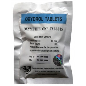 Oxydrol Tablets